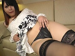 Naughty Newhalf Noa Nishino!