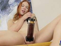 Lady Chrysallis Estrella`s Penis Pump