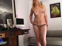 Ashlee Nova Is A Sexy Debutante