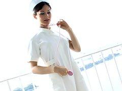 Naughty Nurse Sayuri Will See You!